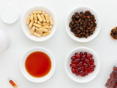 Sea buckthorn capsules, gelcap, oil, and dried fruit