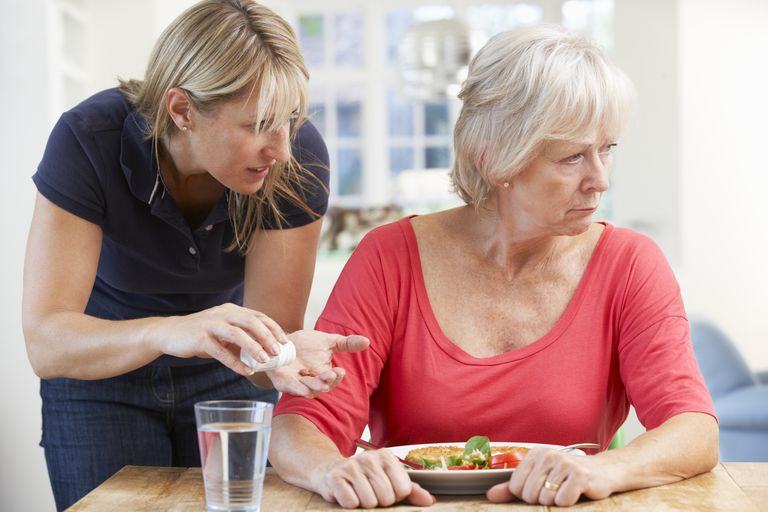 Challenging Behaviors in Alzheimer's Disease