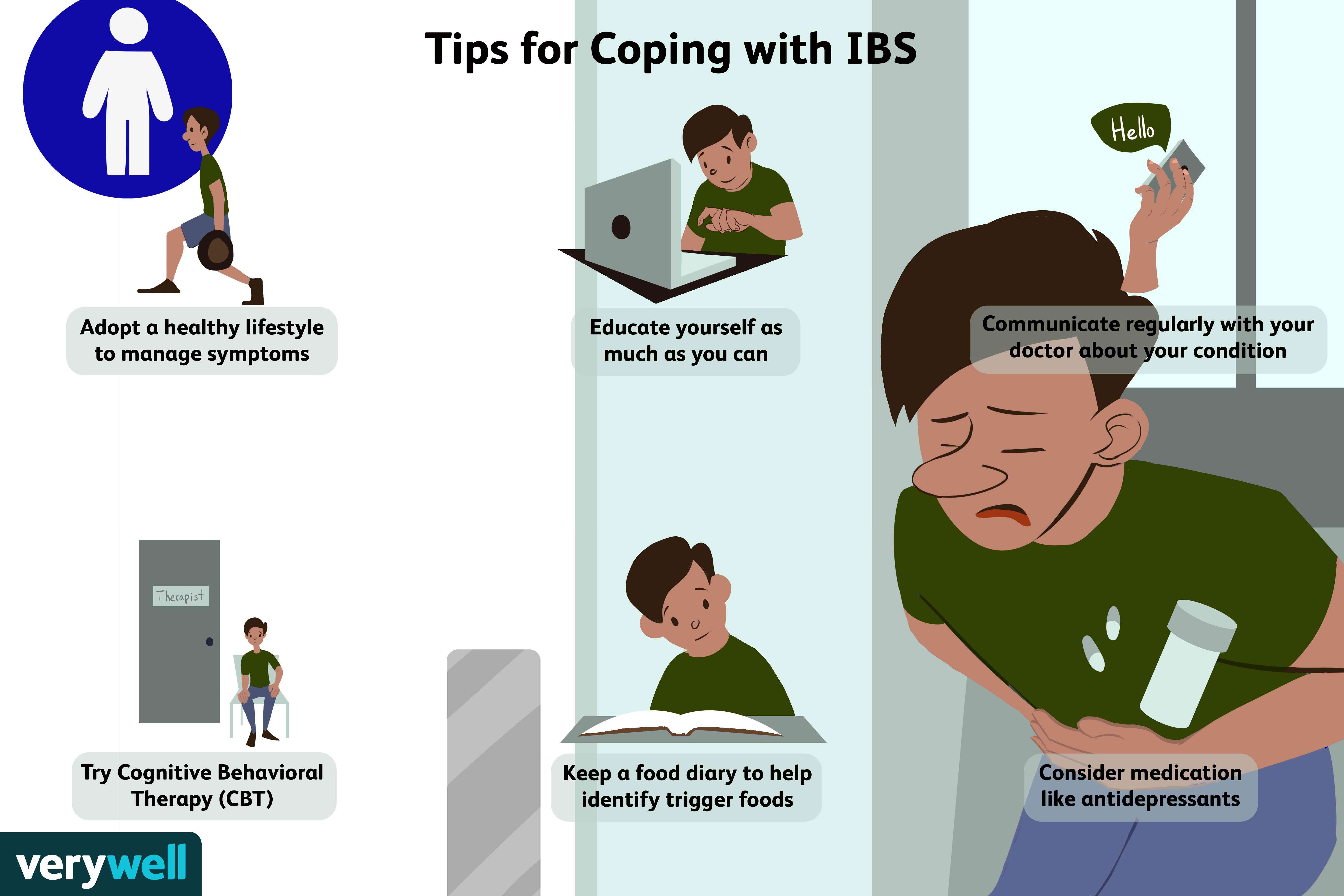 tips for coping with ibs
