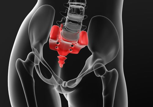 Tailbone pain is pain in the coccyx bone.