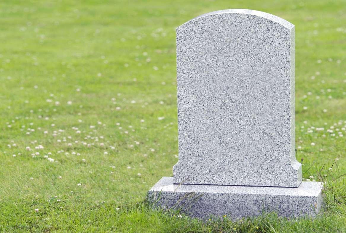A Headstone