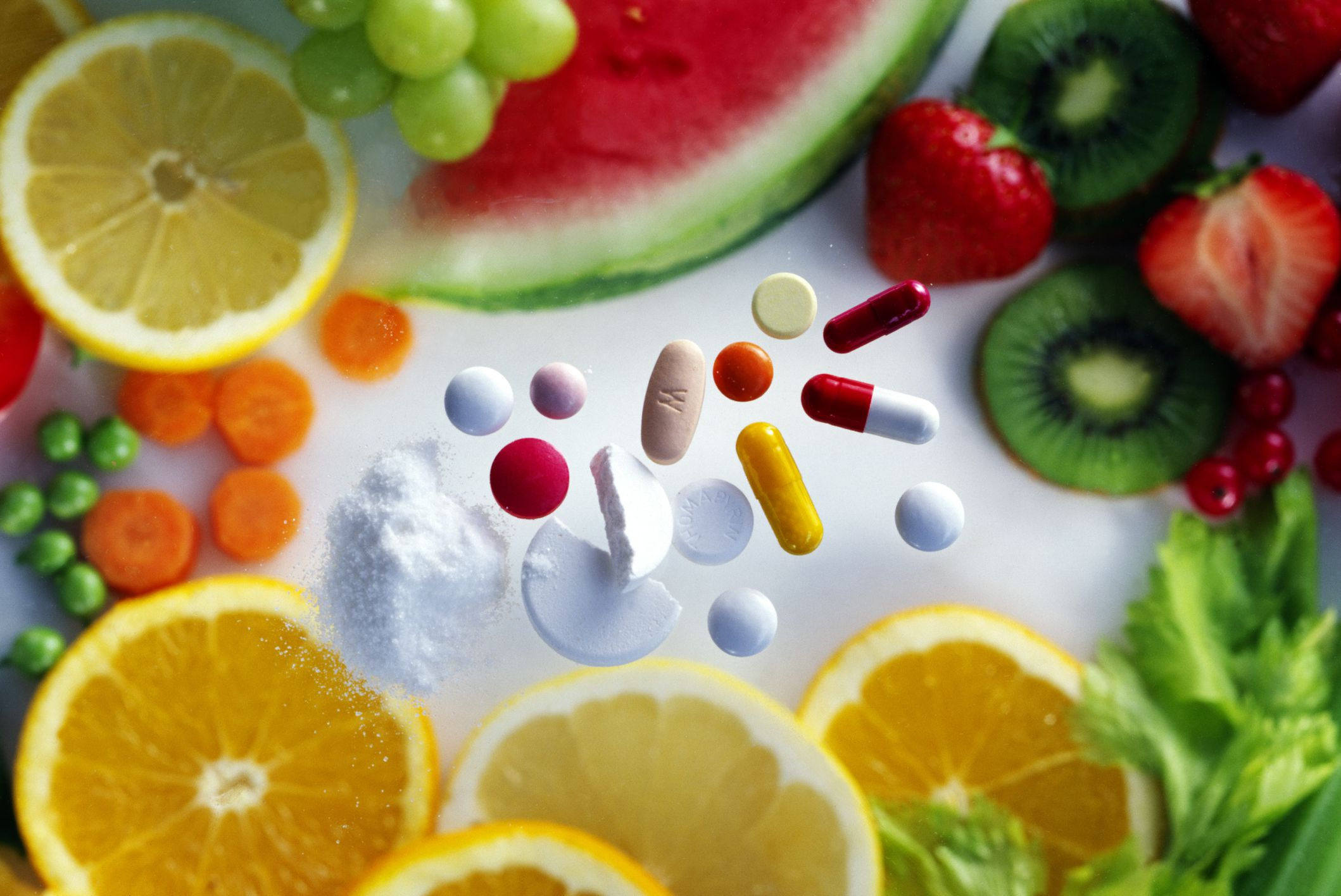 6 Inflammation-Fighting Vitamins