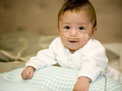Premature Baby Boy