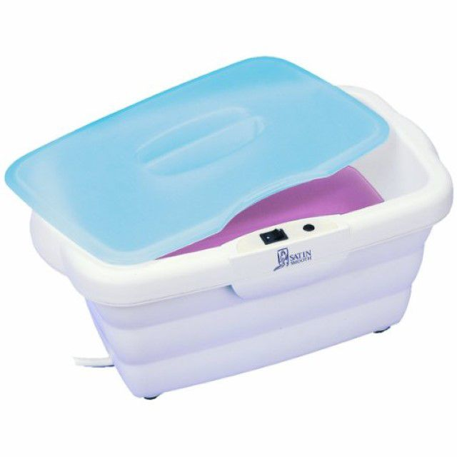 Satin Smooth paraffin wax bath