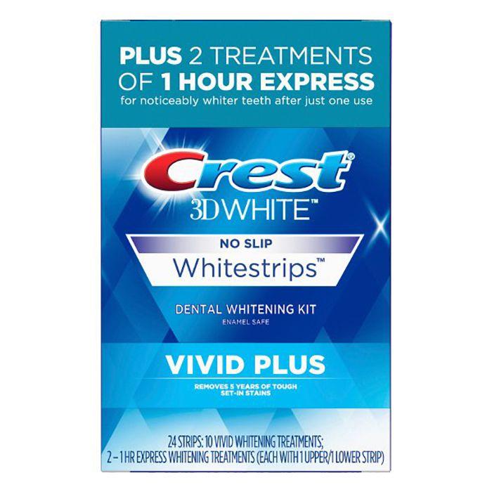 Crest 3D White Whitestrips Whitening Kit