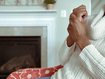 Hand and wrist pain in rheumatoid arthritis flare