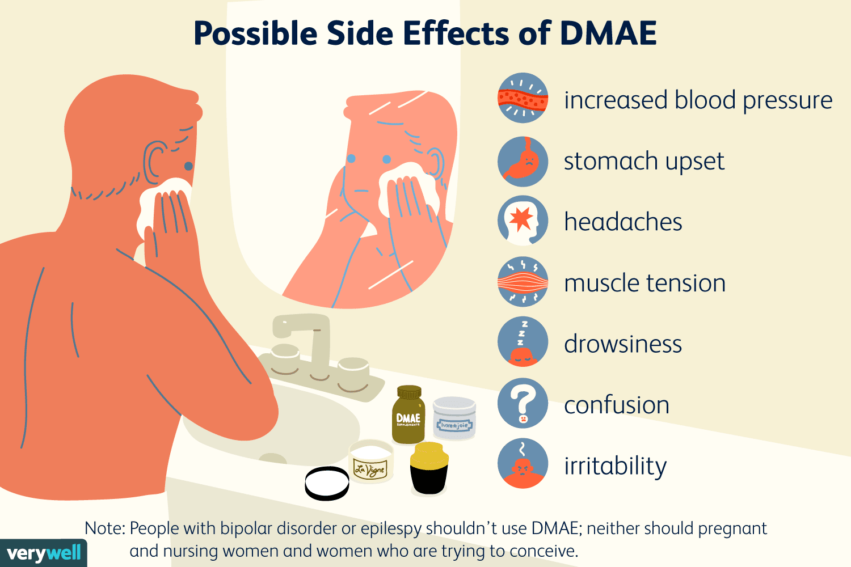 DMAE side effects