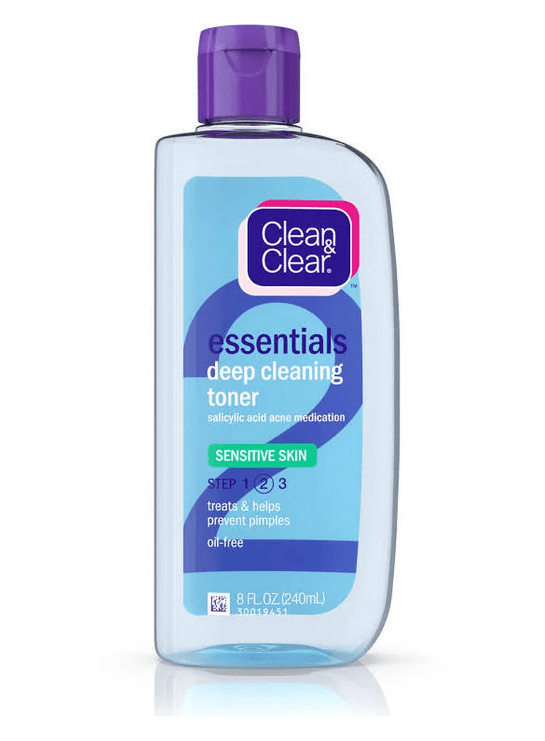 Clean and Clear Toner product shot