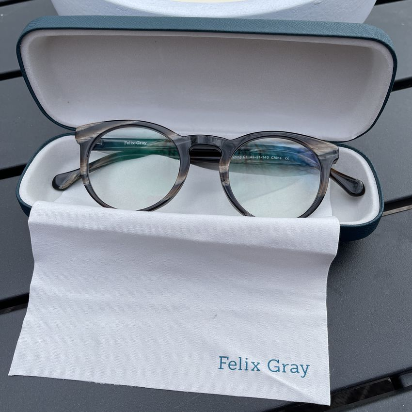 Felix Gray Turing Blue Light Glasses