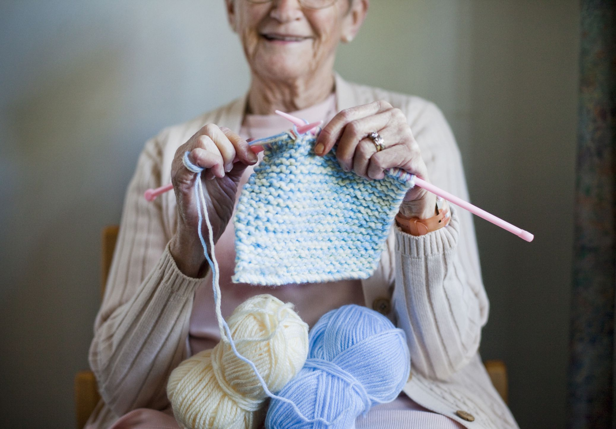 Adaptive Aids for Knitting