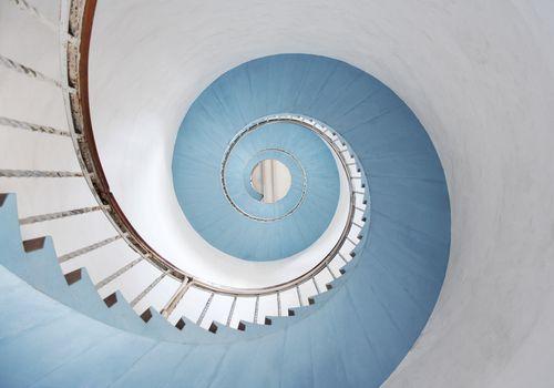 stair spiral