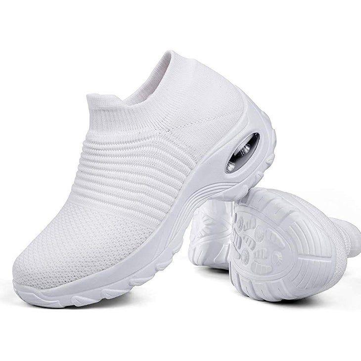 Slow Man Walking Shoes Sock Sneaker