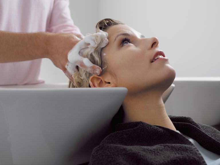 Fabulous Beauty Parlor Stroke Syndrome Home Interior And Landscaping Eliaenasavecom