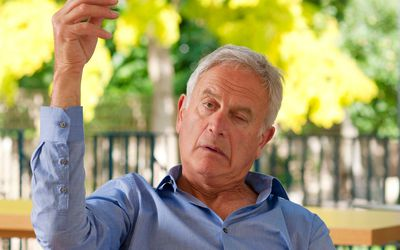 a man with hemiparesis