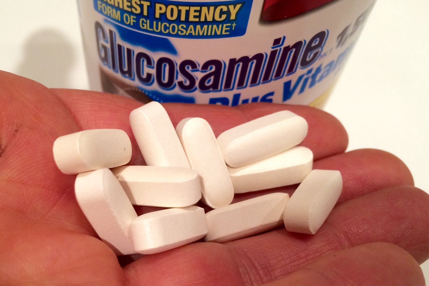 Top 15 Joint Supplements For Arthritis Nutrimax Healthy 60 Tablet