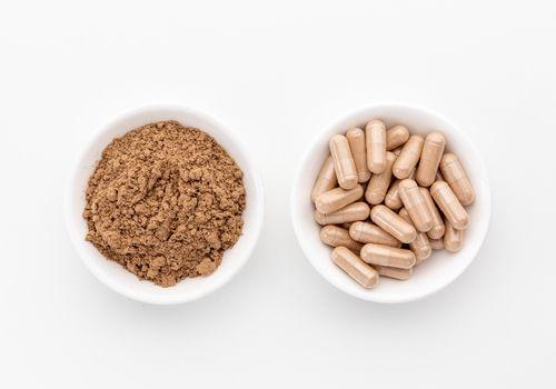 Butea Superba capsules and powder