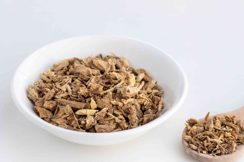 Pokeweed dried herb