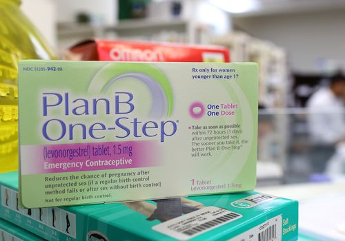Emergency contraception options