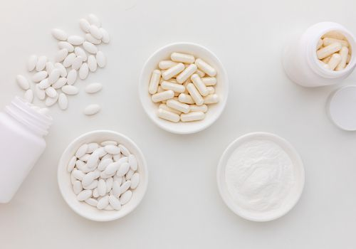 Papin capsules, powder, and tablets