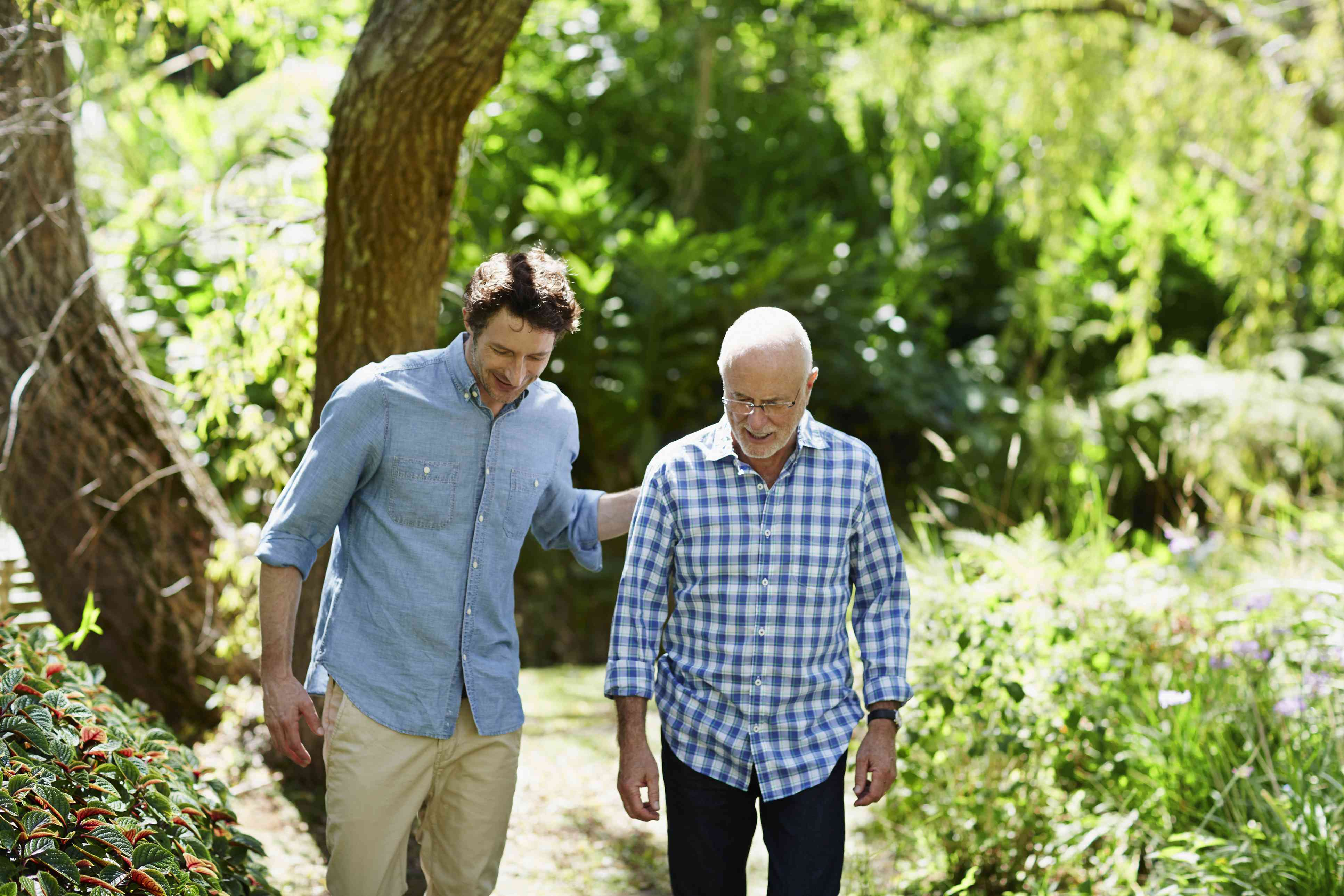 Alzheimer's Can Affect Physical Abilities Such as Walking