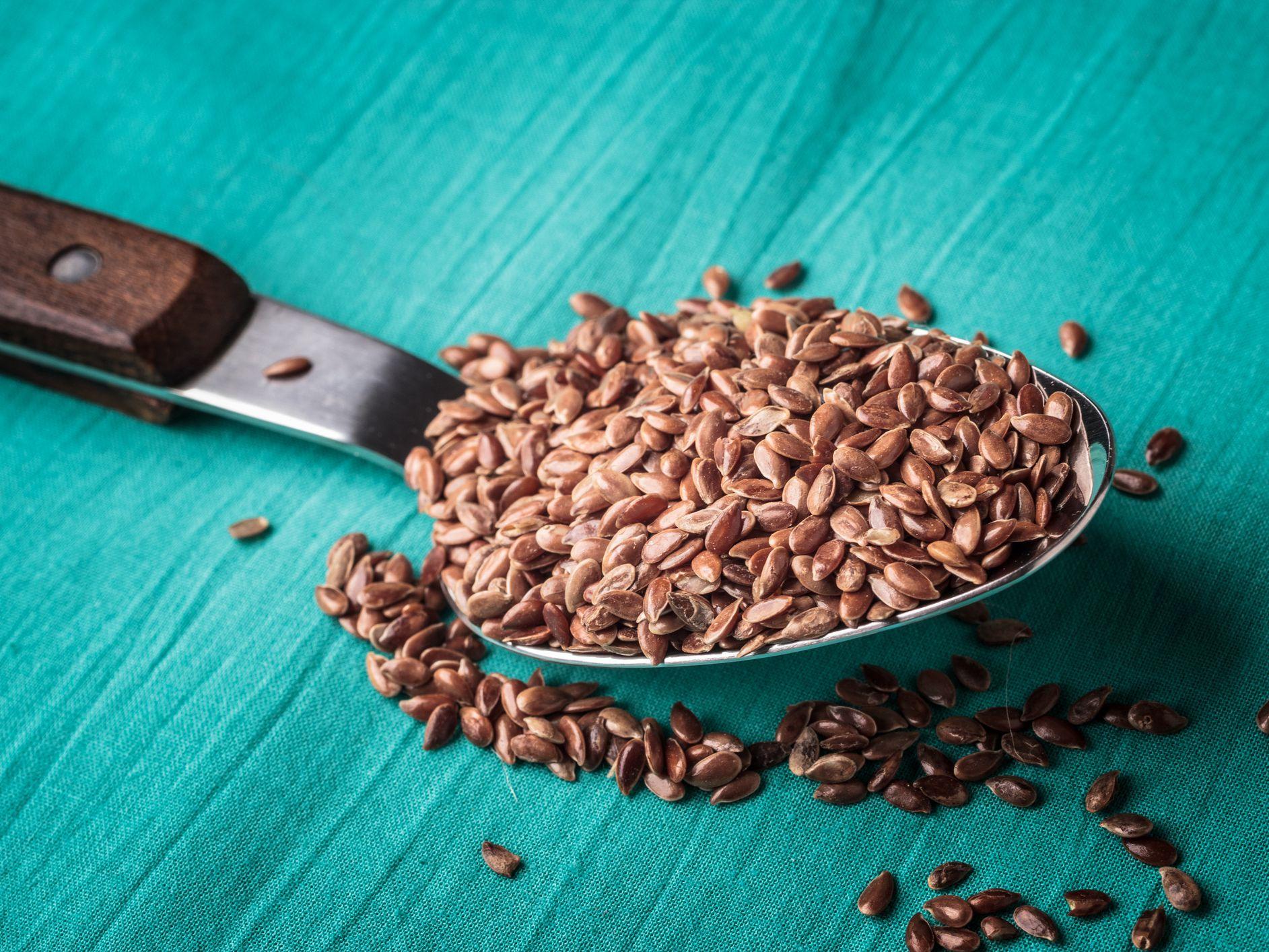 endometrial cancer flaxseed