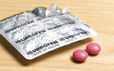 Ibuprofen is an effective osteoarthritis treatment.