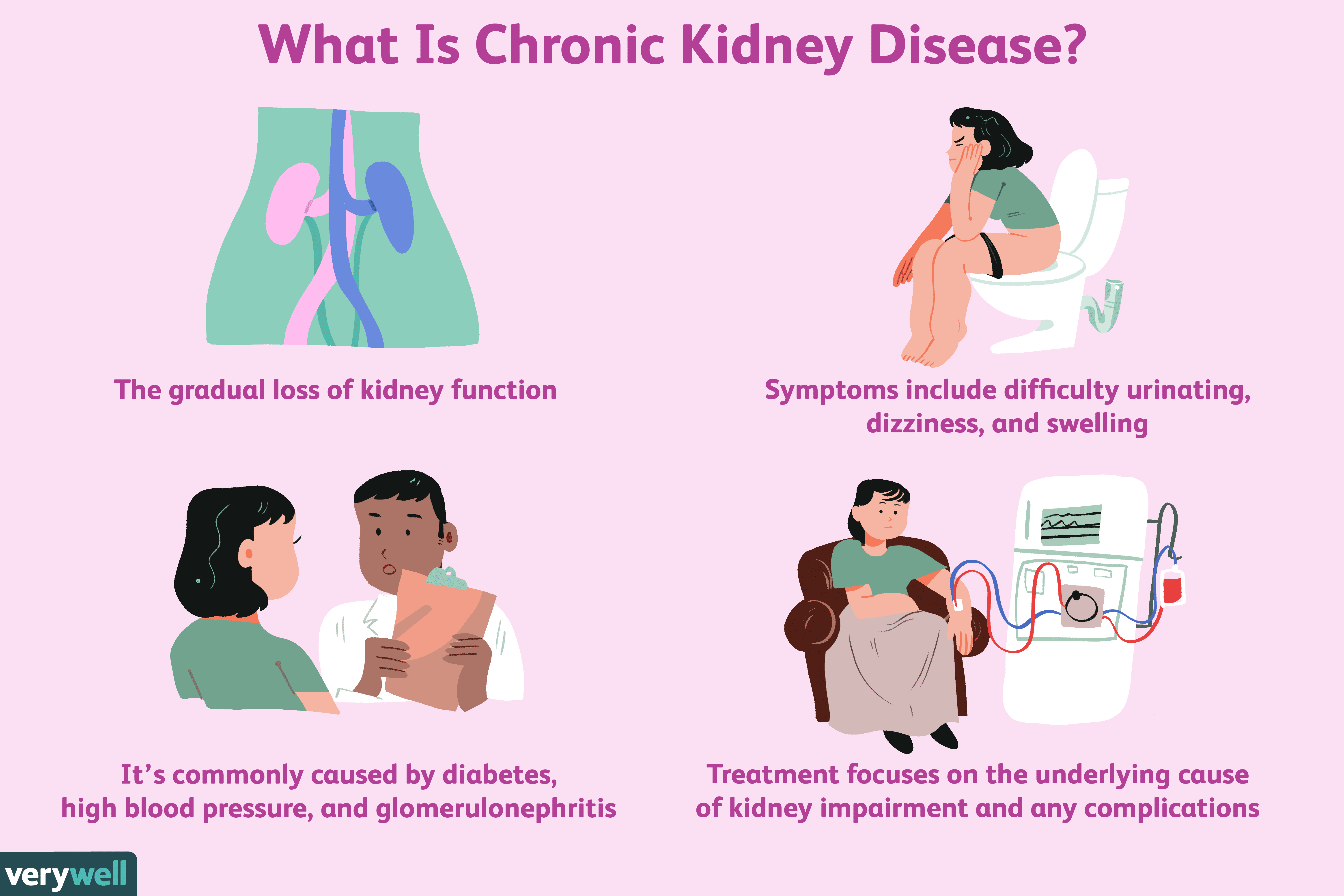 Chronic Kidney Disease (CKD): Overview and More