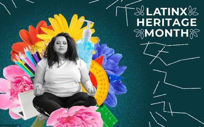 Latinx heritage month.