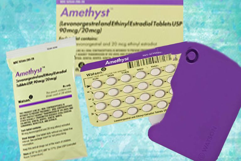Amethyst Continuous Birth Control Pill (Generic Lybrel)