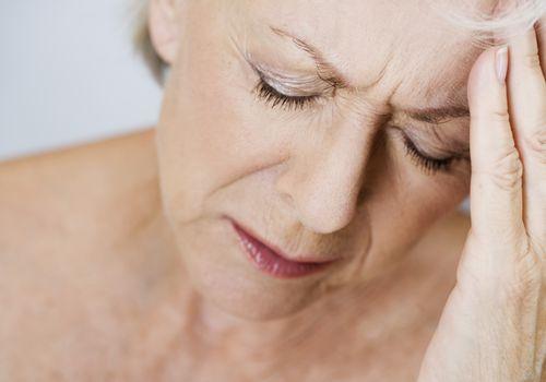 stroke headache