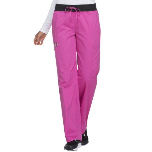 ScrubStar Women's Premium Collection Flexible Drawstring Scrub Pants