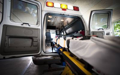 The Cost of an Ambulance Ride