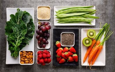 Foods that ease constipation