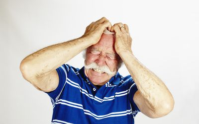 Agitation in Dementia Can Be Distressing