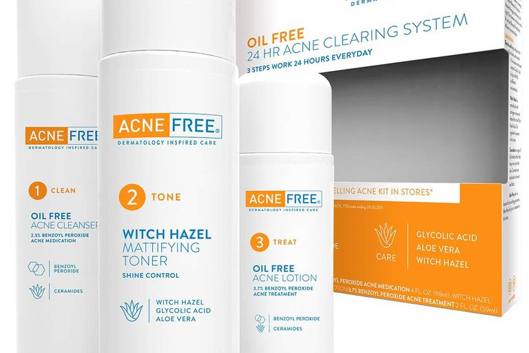 AcneFree product shot