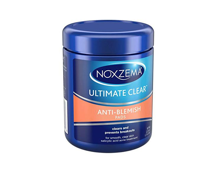 How To Use Noxzema >> Noxzema Ultimate Clear Anti Blemish Pads Review