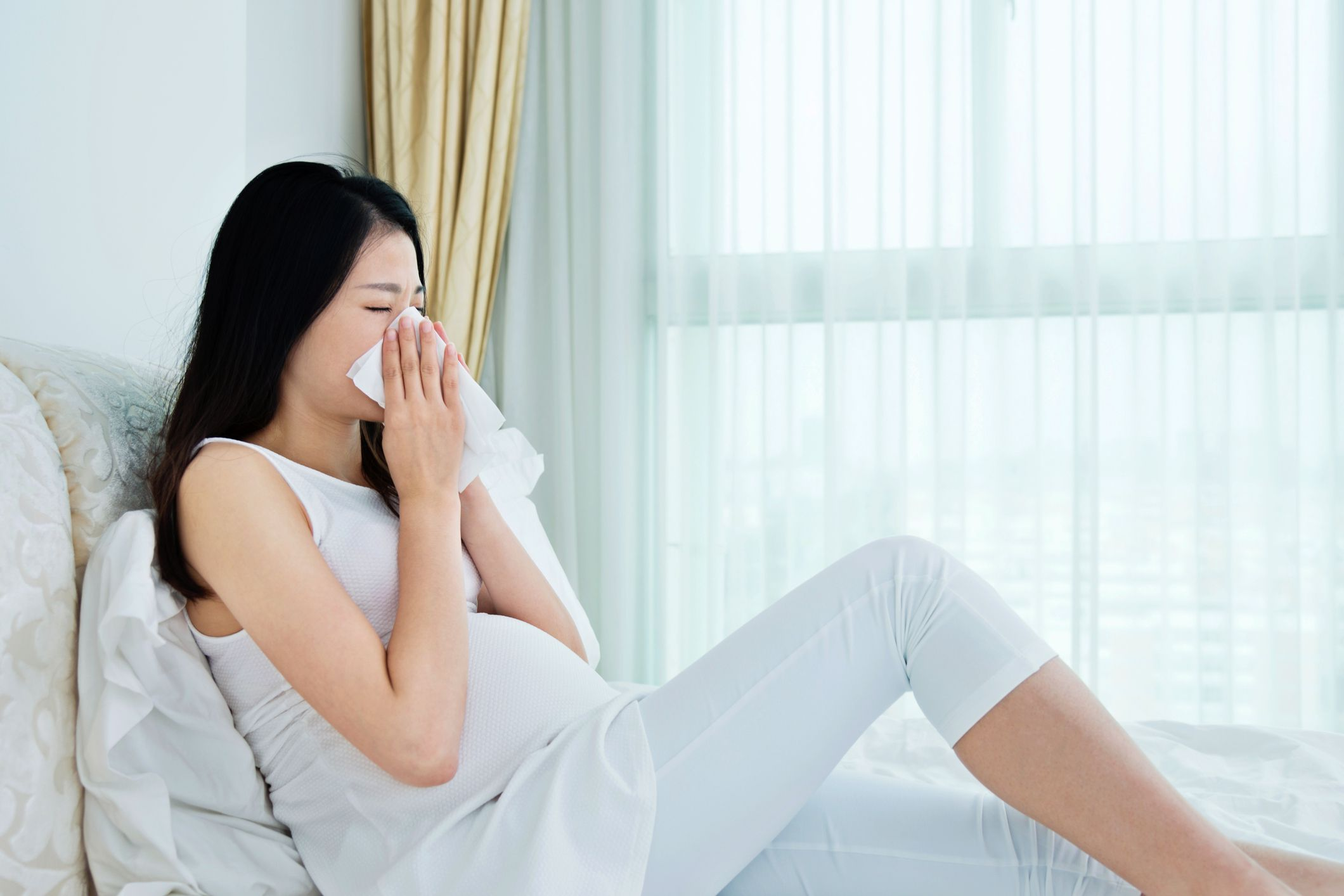 Congestion and Nasal Symptoms During Pregnancy