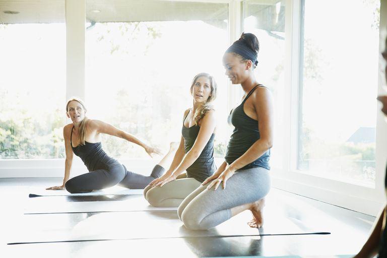 start a yoga studio