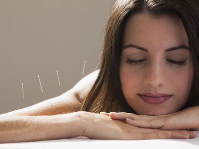 chinese medicine, thyroid, acupuncture