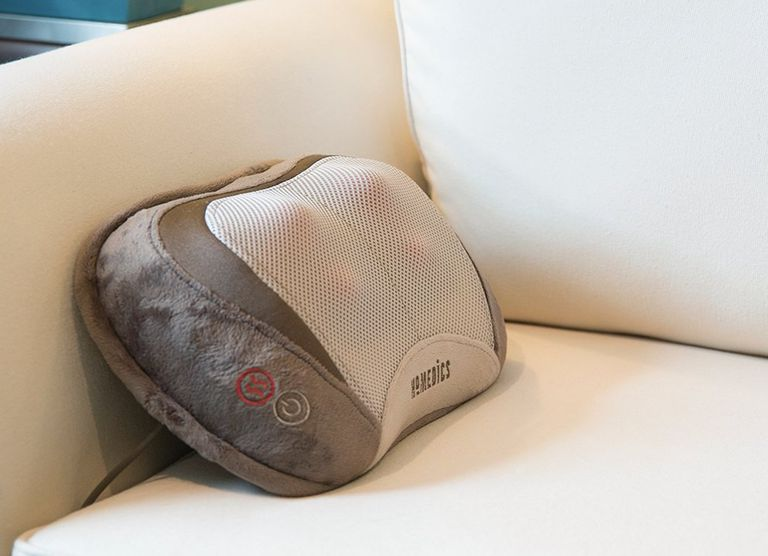 Homedic shiatsu massage pillow