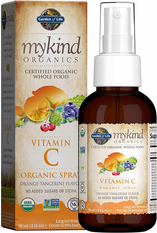 Garden of Life Vitamin C with Amla