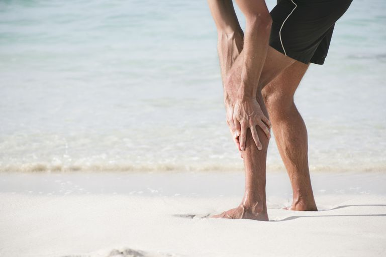 Lower leg pain