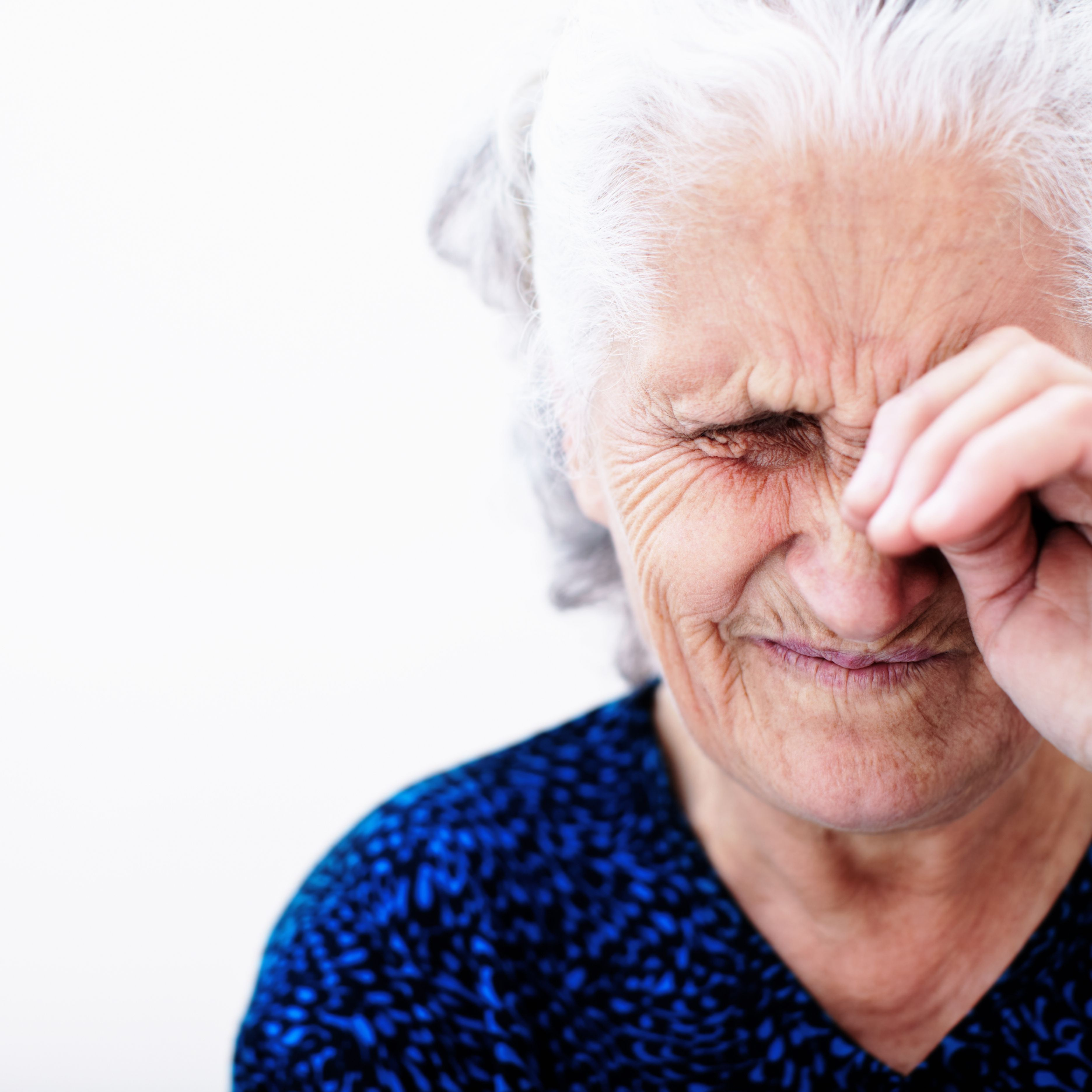 Causes and Treatments for Tearing in Older Adults