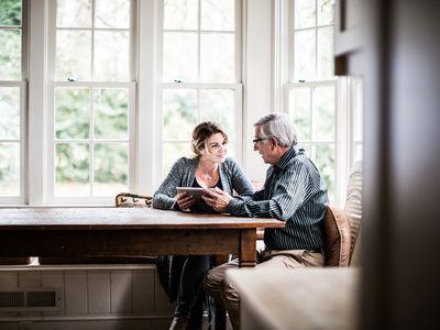 talking to older parent