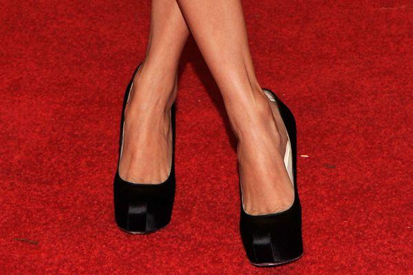 High heels platforms