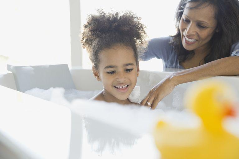 Treating Eczema or MRSA Infection With a Bleach Bath