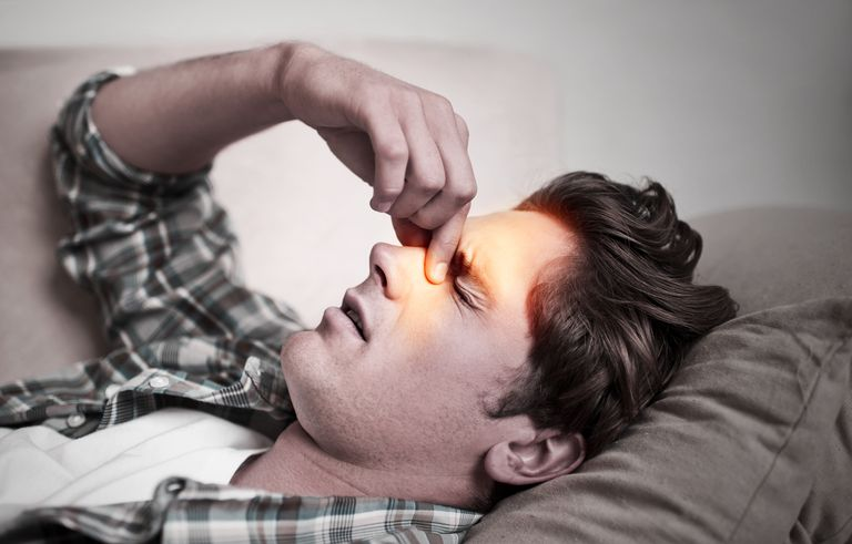 Dry Sinuses cause Sinus Pain