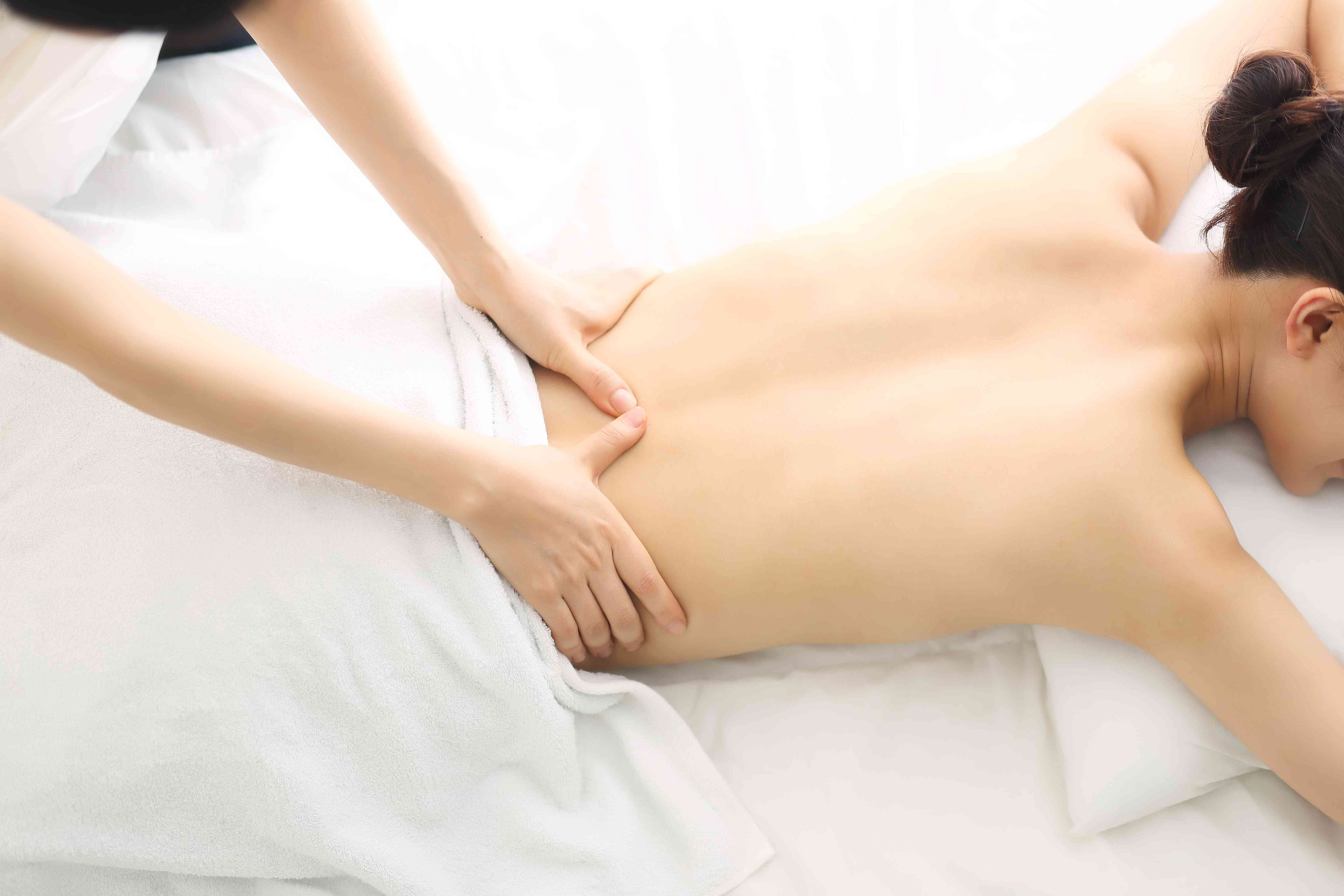 Massage Therapy for People With Cancer