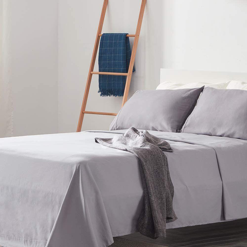 Sleep Zone Microfiber Moisture Wicking Bed Sheet Set