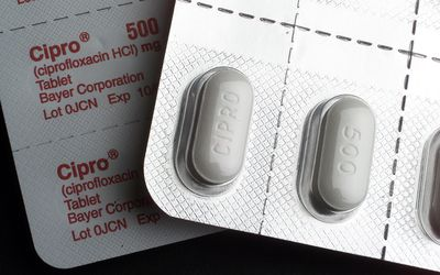 Cipro Antibiotic Treament for Anthrax